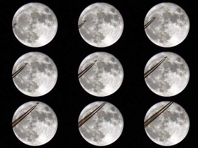 A hét csillagászati képe 2009. május 9-én készült 127/1200-as TS akromáttal, primer fókuszban, Canon EOS 450D fényképezőgéppel (ISO 100, 1/125-1/160 s exp.)