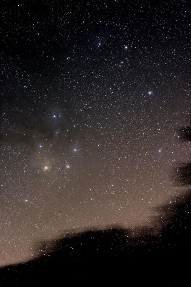 A hét csillagászati képe 2009. május 23-án készült, az ágasvári tavaszi észlelőhétvégén, 5 db 5 perces fotó felhasználásával. Canon EOS 400D vázzal, egy Sigma 70-200-as zoom objektívvel, 70 mm-es fókusznál, 4-es fényerővel, ISO 800-on.