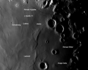 A felvételt 2008. február 12-én készítette Ladányi Tamás a veszprémi Castor Csillagvizsgálóból, 25 cm-es Cassegrain-távcsővel és ATK 1 HS webkamerával.