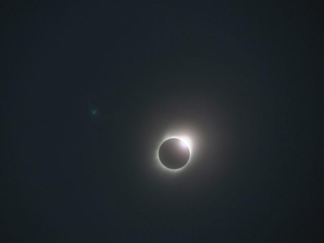 A hét csillagászati képe Nikon D 90 fényképezőgéppel és 18-200 mm-es Nikkor objektívvel készült