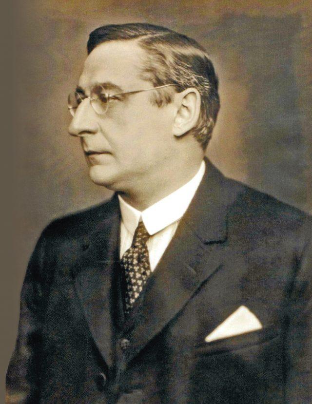 Klebelsberg Kuno (1875-1932)
