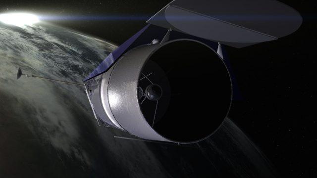 A WFIRST űrtávcső látványterve (gsfc.nasa.gov)